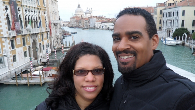 Tracy and Vincent (Bowie, MD)
